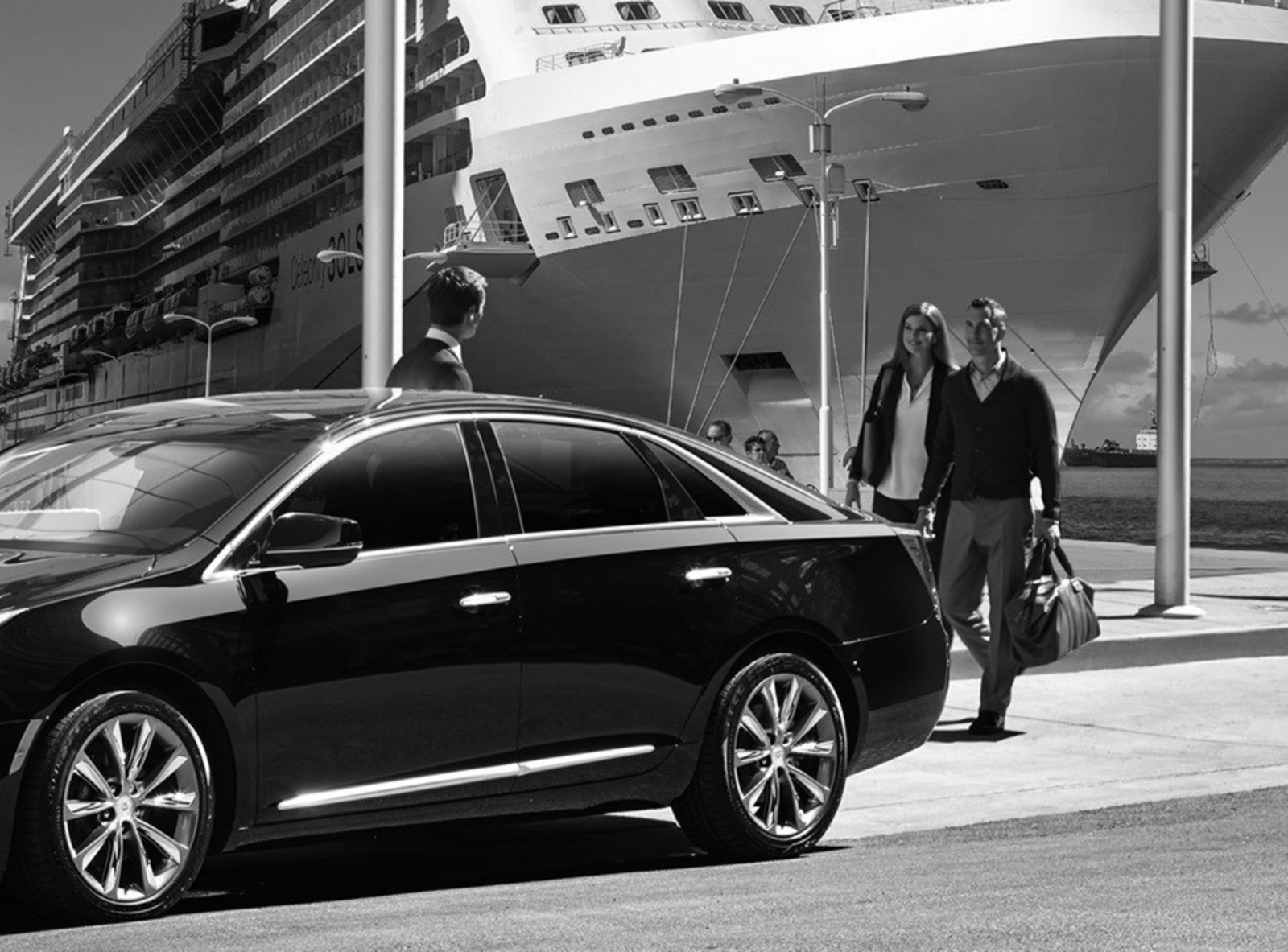 Seattle Town Car, Limo, Suv Private Chauffeur